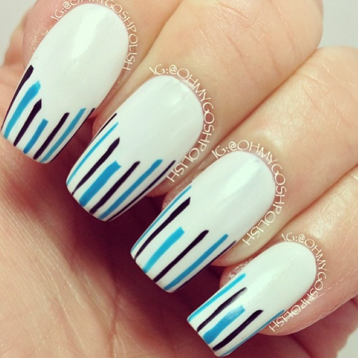 Striped Nail Art Designs 22 30 Unique Striped Nail Art Designs 2015 30 Unique Striped Nail Art Designs 2015 Striped Nail Art Designs 221