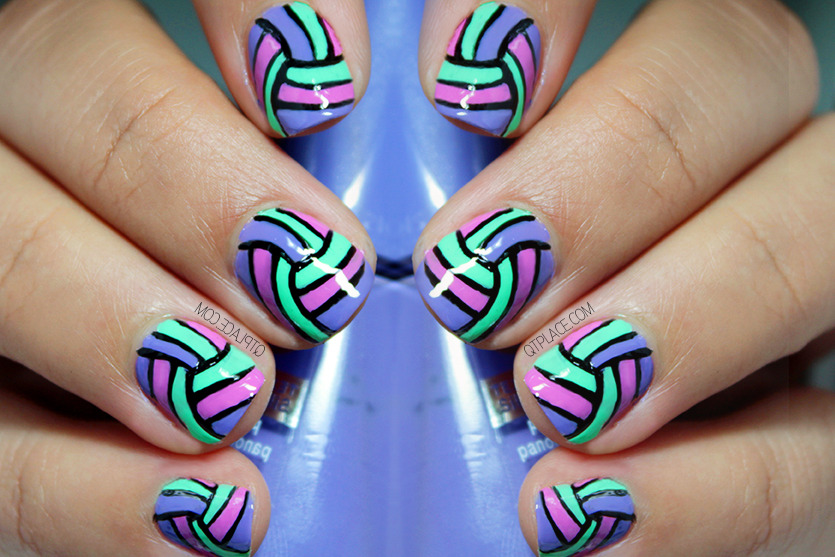 30 Unique Striped Nail Art Designs 2015 30 Unique Striped Nail Art Designs 2015 30 Unique Striped Nail Art Designs 2015 Striped Nail Art Designs 31