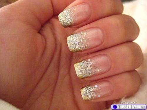 30 Beautiful Wedding Nail Art Designs 2015