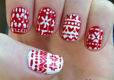 acrylic nail designs 10 30 Best Acrylic Nail Designs Christmas 2015/16 30 Best Acrylic Nail Designs Christmas 2015/16 acrylic nail designs 10