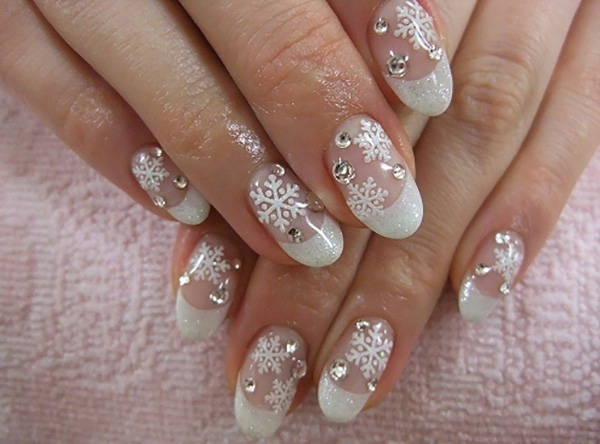 acrylic nail designs 19 30 Best Acrylic Nail Designs Christmas 2015/16 30 Best Acrylic Nail Designs Christmas 2015/16 acrylic nail designs 19