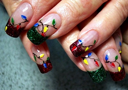 acrylic nail designs 2 30 Best Acrylic Nail Designs Christmas 2015/16 30 Best Acrylic Nail Designs Christmas 2015/16 acrylic nail designs 2