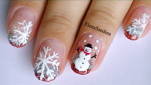 acrylic nail designs 24 30 Best Acrylic Nail Designs Christmas 2015/16 30 Best Acrylic Nail Designs Christmas 2015/16 acrylic nail designs 24
