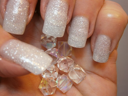 ?????????????????? 30 Best Sparkling Nail Polishes 2015 30 Best Sparkling Nail Polishes 2015 amazing Sparkling Nail 18