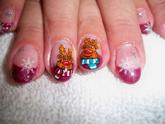 birthday nail art designs 28 30 Easy Birthday Nail Art Designs 2015 30 Easy Birthday Nail Art Designs 2015 birthday nail art designs 281