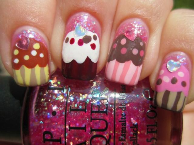 birthday nail art designs 4 30 Easy Birthday Nail Art Designs 2015 30 Easy Birthday Nail Art Designs 2015 birthday nail art designs 41