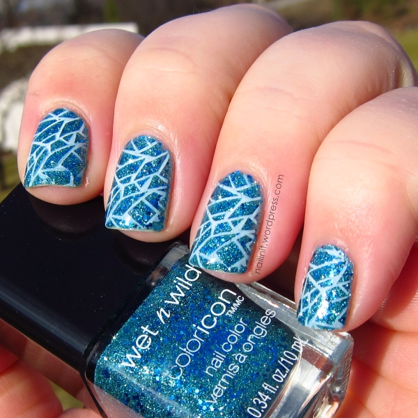 blue nail design 11 20 Stylish Blue Nail Designs of Short nails 2015/16 20 Stylish Blue Nail Designs of Short nails 2015/16 blue nail design 11