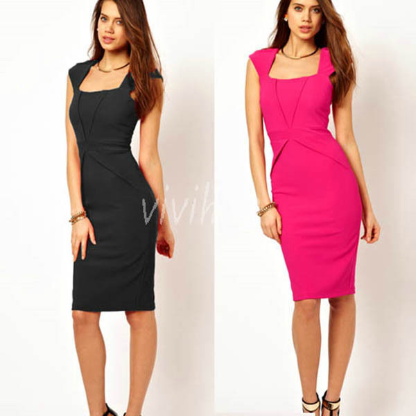 20 smart business women work dresses 2015 for a