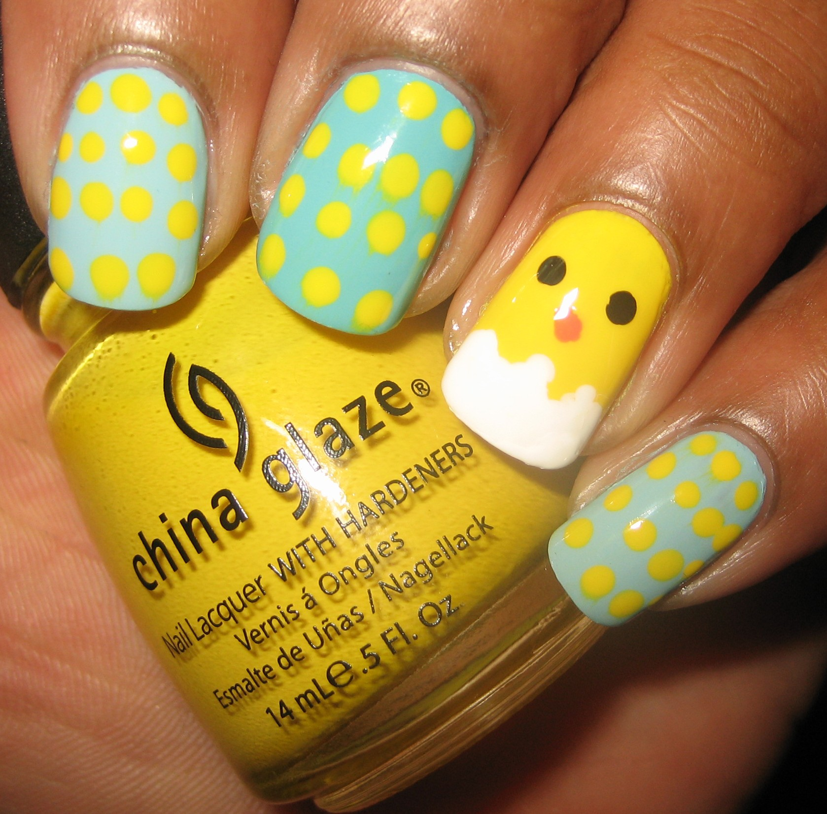 easter nail designs 18 30 Awesome Easter Nail Designs 2015 30 Awesome Easter Nail Designs 2015 easter nail designs 18
