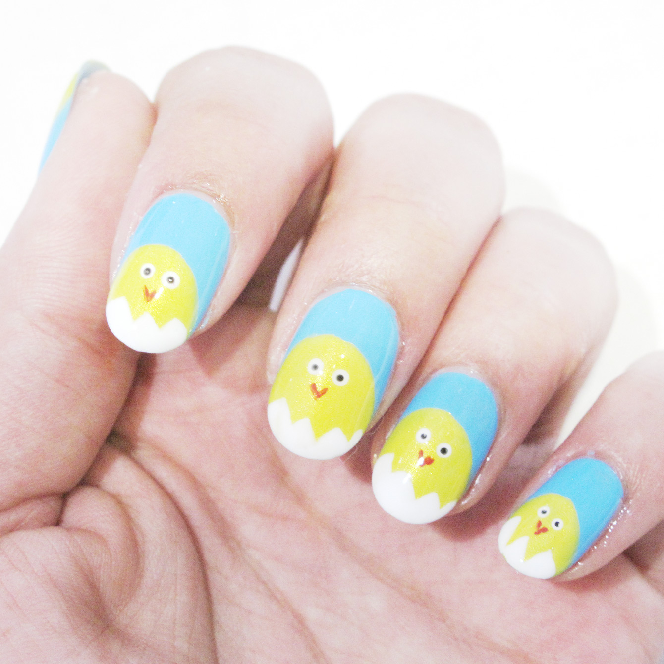easter nail designs 23 30 Awesome Easter Nail Designs 2015 30 Awesome Easter Nail Designs 2015 easter nail designs 23