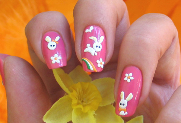 Awesome Easter Nail Designs 30 Awesome Easter Nail Designs 2015 30 Awesome Easter Nail Designs 2015 easter nail designs 3