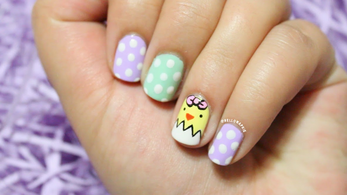 easter nail designs 30 30 Awesome Easter Nail Designs 2015 30 Awesome Easter Nail Designs 2015 easter nail designs 30