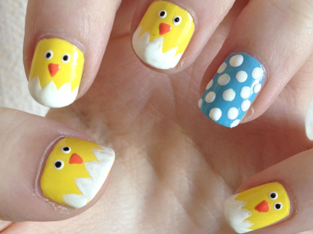 Easter Nails 30 Awesome Easter Nail Designs 2015 30 Awesome Easter Nail Designs 2015 easter nail designs 9