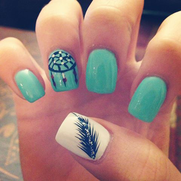 fake nail designs 10 30 Beautiful Fake Nail Design ideas 2015 for Party Season 30 Beautiful Fake Nail Design ideas 2015 for Party Season fake nail designs 10