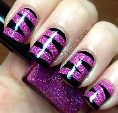 fake nail designs 13 30 Beautiful Fake Nail Design ideas 2015 for Party Season 30 Beautiful Fake Nail Design ideas 2015 for Party Season fake nail designs 13