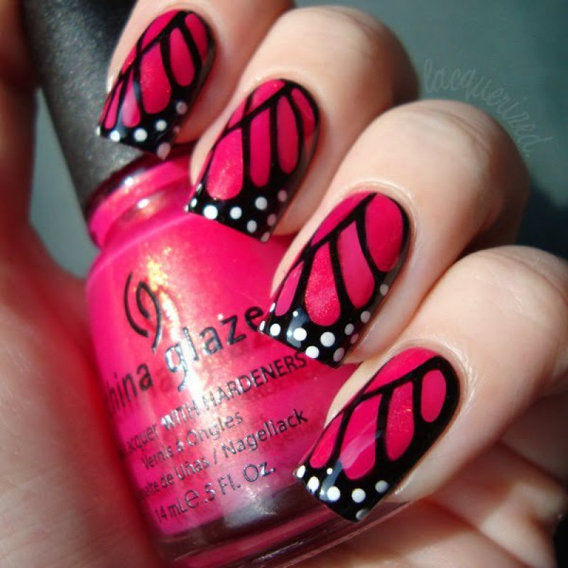 fake nail designs 21 30 Beautiful Fake Nail Design ideas 2015 for Party Season 30 Beautiful Fake Nail Design ideas 2015 for Party Season fake nail designs 21