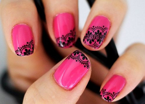 fake nail designs 26 30 Beautiful Fake Nail Design ideas 2015 for Party Season 30 Beautiful Fake Nail Design ideas 2015 for Party Season fake nail designs 26