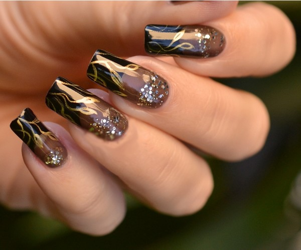 fake nail designs 3 30 Beautiful Fake Nail Design ideas 2015 for Party Season 30 Beautiful Fake Nail Design ideas 2015 for Party Season fake nail designs 3