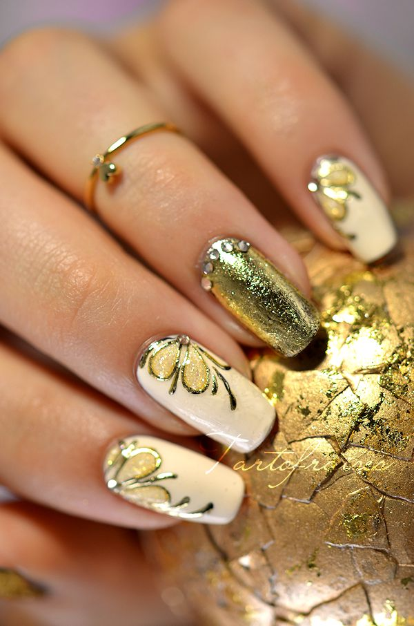fake nail designs 9 30 Beautiful Fake Nail Design ideas 2015 for Party Season 30 Beautiful Fake Nail Design ideas 2015 for Party Season fake nail designs 9