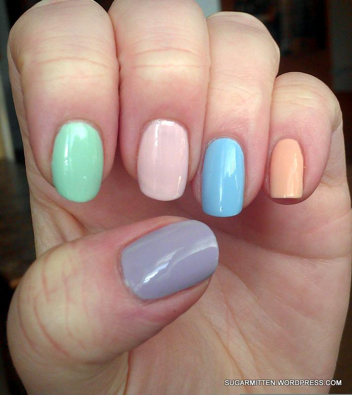 25 Creative and inspiring Pastel Nail art design colors 2015/16 25 Creative and inspiring Pastel Nail art design colors 2015/16 13 Cute Pastel Nail Art Colors 10