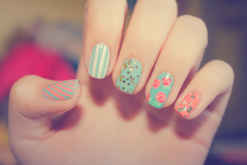 25 Creative and inspiring Pastel Nail art design colors 2015/16 25 Creative and inspiring Pastel Nail art design colors 2015/16 13 Cute Pastel Nail Art Colors 11