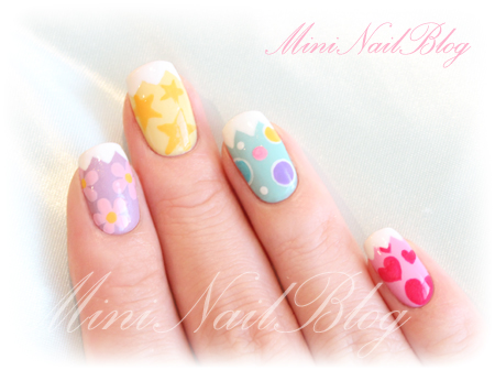 13 Cute Pastel Nail Art Colors  13 25 Creative and inspiring Pastel Nail art design colors 2015/16 25 Creative and inspiring Pastel Nail art design colors 2015/16 13 Cute Pastel Nail Art Colors 13
