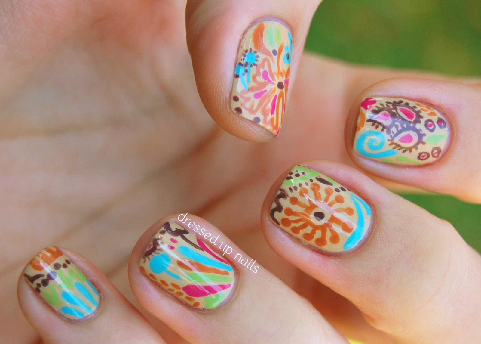 ... Nail art design colors 2015/16 13 Cute Pastel Nail Art Colors 21