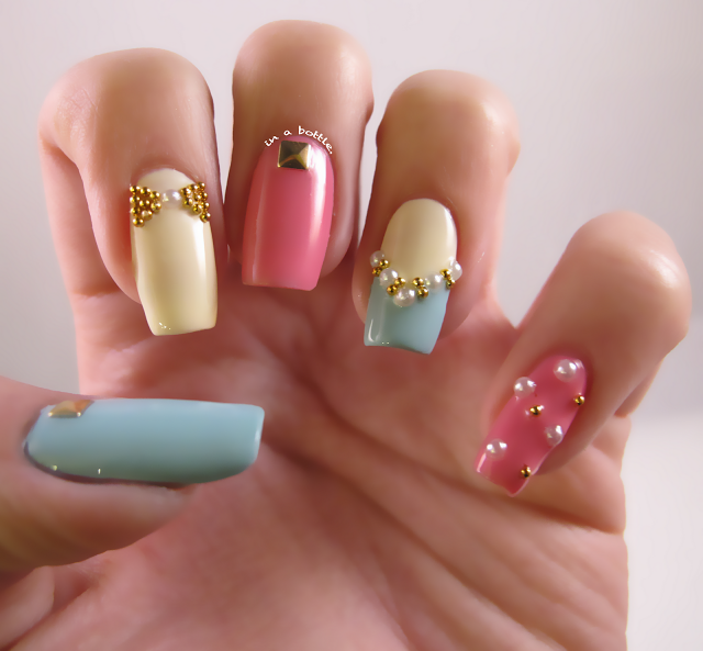 25 Creative and inspiring Pastel Nail art design colors 2015/16 25 Creative and inspiring Pastel Nail art design colors 2015/16 13 Cute Pastel Nail Art Colors 4