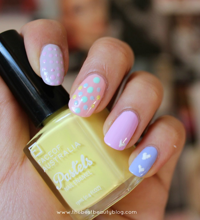 25 Creative and inspiring Pastel Nail art design colors 2015/16 25 Creative and inspiring Pastel Nail art design colors 2015/16 13 Cute Pastel Nail Art Colors 5
