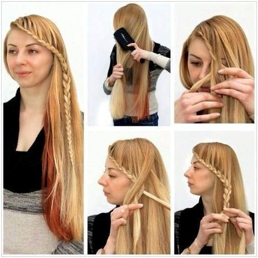 Easy-Braided-Hairstyles-Tutorial-Side-Braid-Ideas 15 Best Summer Hairstyles Tutorials for Women 2015/16 15 Best Summer Hairstyles Tutorials for Women 2015/16 Easy Braided Hairstyles Tutorial Side Braid Ideas