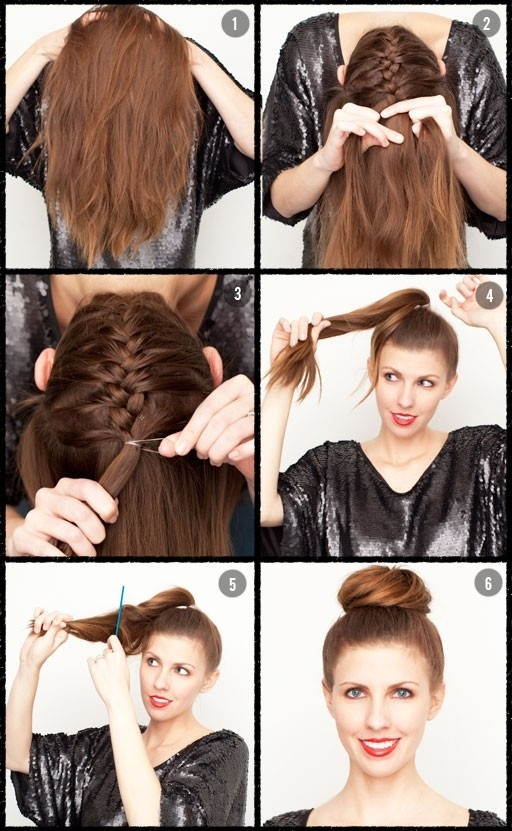 ballerina hairstyle 15 Best Summer Hairstyles Tutorials for Women 2015/16 15 Best Summer Hairstyles Tutorials for Women 2015/16 ballerina hairstyle