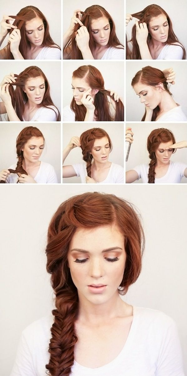 15 Best Summer Hairstyles Tutorials For Women 2015 16
