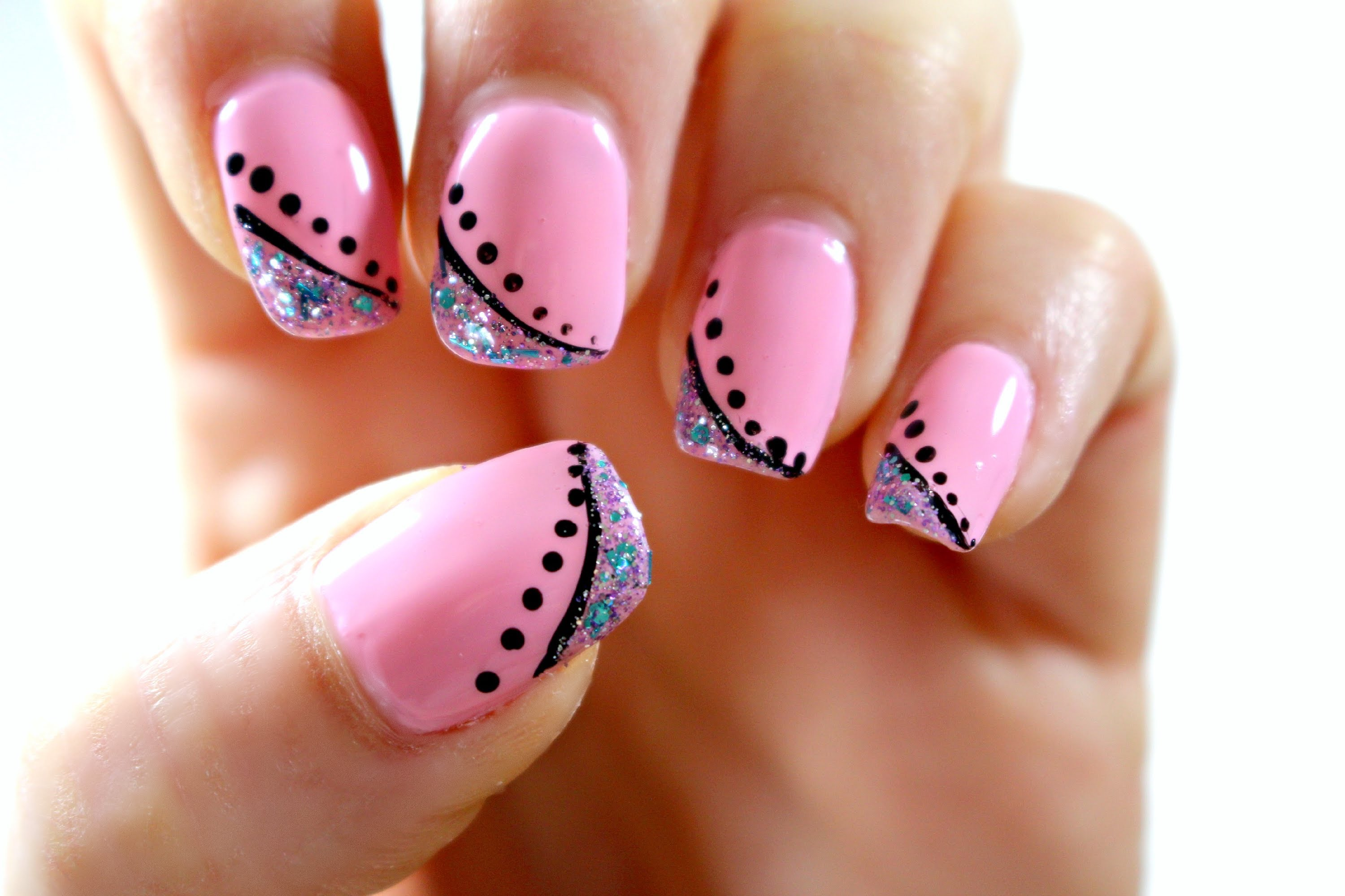 25 Amazing Classy Nail Designs For Short Nails 2015