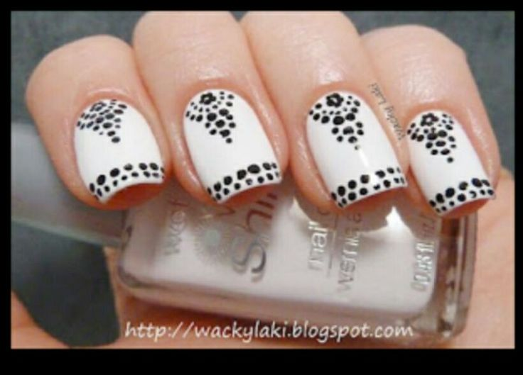 25 amazing classy nail designs for short nails 2015 for Classy designs