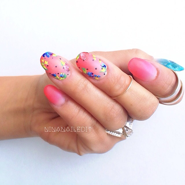 coachella inspired nails 5 13 Cute Coachella Nail Art Colors 2015/16 13 Cute Coachella Nail Art Colors 2015/16 coachella inspired nails 5