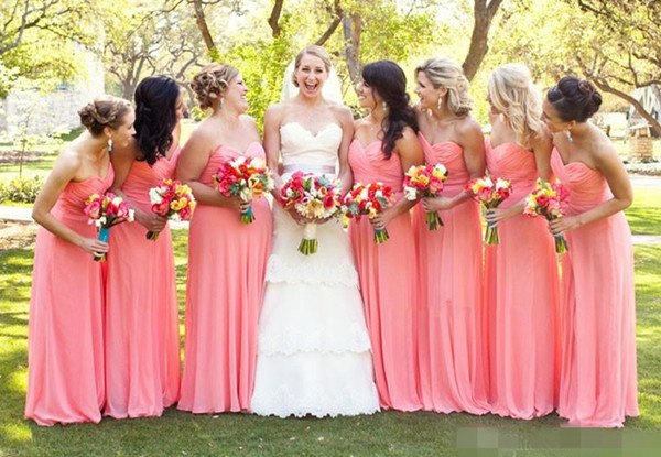 coral-bridesmaid-dresses 26 Best Summer Bridesmaid Dresses 2015/16 26 Best Summer Bridesmaid Dresses 2015/16 coral bridesmaid dresses