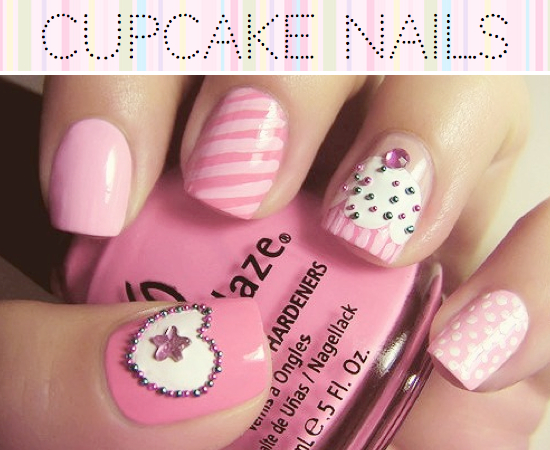 30 Awesome Cupcake Nail Art Designs 2015/16 30 Awesome Cupcake Nail Art Designs 2015/16 cupcake nail art design 12