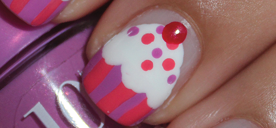 30 Awesome Cupcake Nail Art Designs 2015/16 30 Awesome Cupcake Nail Art Designs 2015/16 cupcake nail art design 13