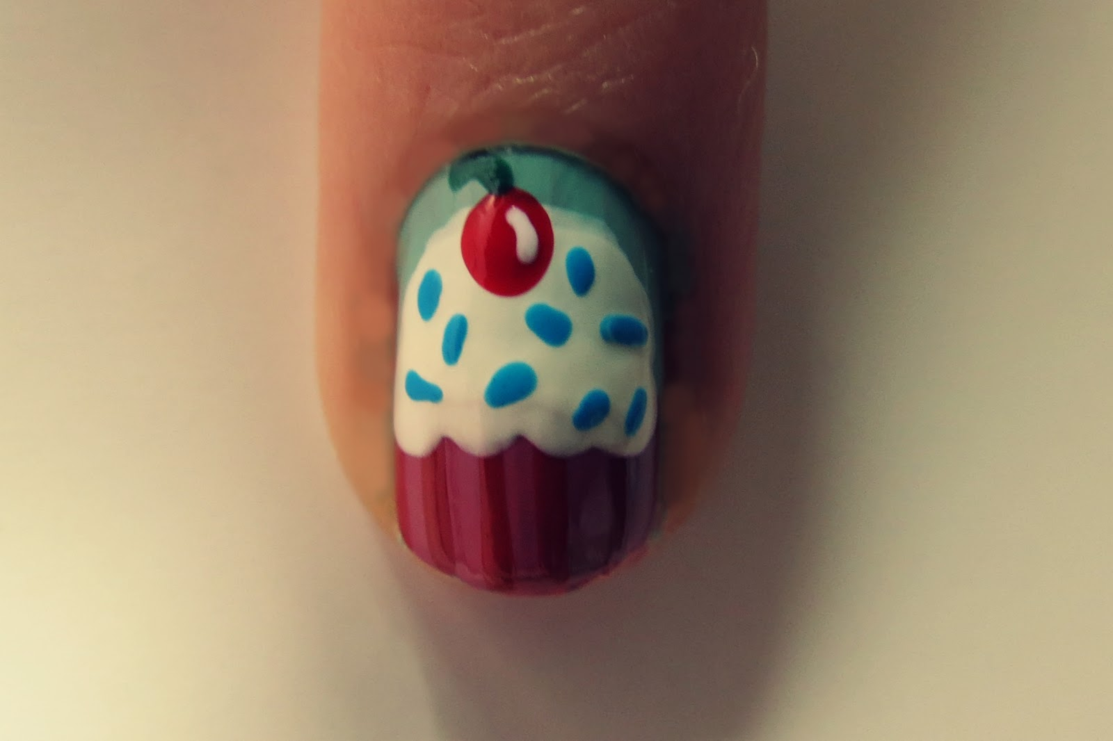 30 Awesome Cupcake Nail Art Designs 2015/16 30 Awesome Cupcake Nail Art Designs 2015/16 cupcake nail art design 15