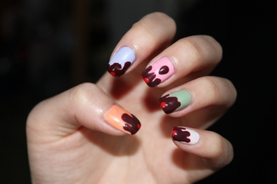 30 Awesome Cupcake Nail Art Designs 2015/16 30 Awesome Cupcake Nail Art Designs 2015/16 cupcake nail art design 18