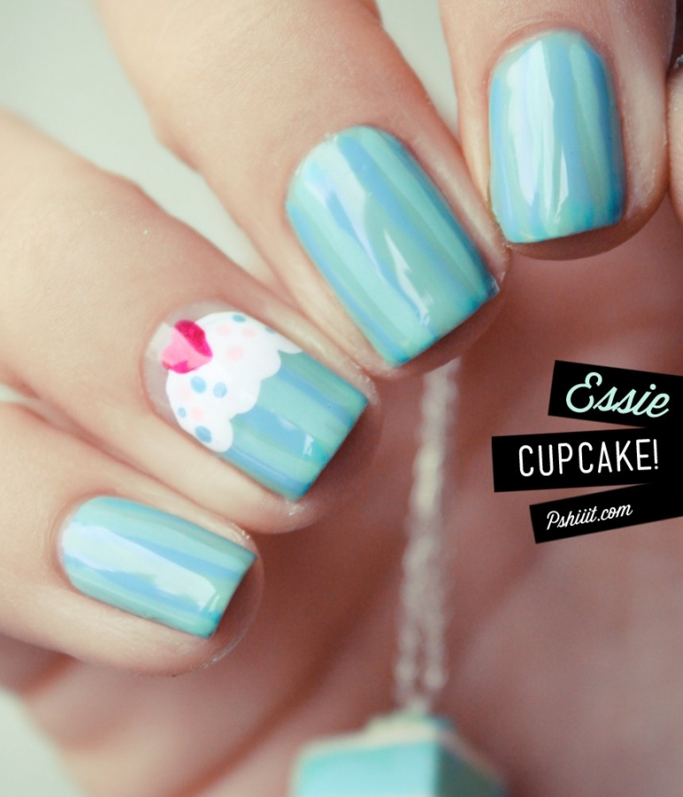 30 Awesome Cupcake Nail Art Designs 2015/16 30 Awesome Cupcake Nail Art Designs 2015/16 cupcake nail art design 2