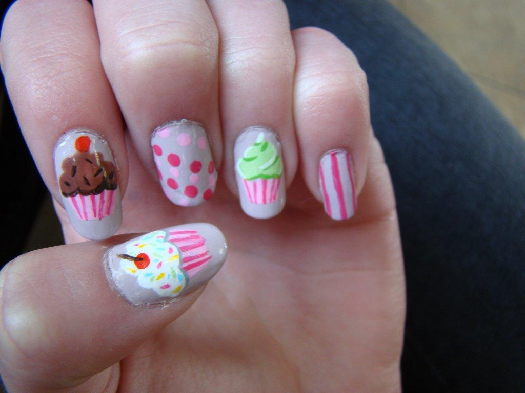 30 Awesome Cupcake Nail Art Designs 2015/16 30 Awesome Cupcake Nail Art Designs 2015/16 cupcake nail art design 20
