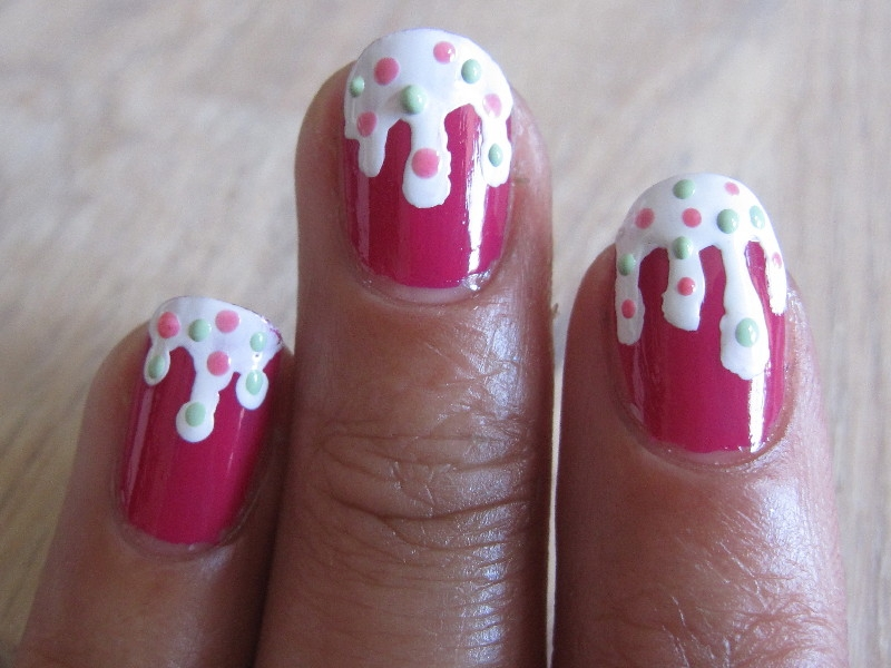30 Awesome Cupcake Nail Art Designs 2015/16 30 Awesome Cupcake Nail Art Designs 2015/16 cupcake nail art design 27