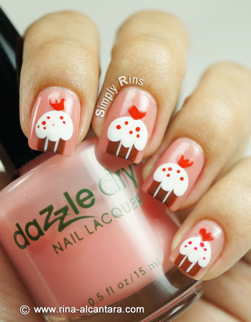 30 Awesome Cupcake Nail Art Designs 2015/16 30 Awesome Cupcake Nail Art Designs 2015/16 cupcake nail art design 30