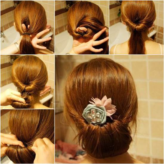 floral hairstyle 15 Best Summer Hairstyles Tutorials for Women 2015/16 15 Best Summer Hairstyles Tutorials for Women 2015/16 floral hairstyle