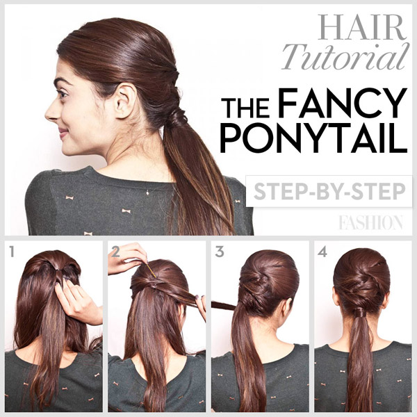 15 Best Summer Hairstyles Tutorials for Women 2015/16 15 Best Summer Hairstyles Tutorials for Women 2015/16 15 Best Summer Hairstyles Tutorials for Women 2015/16 hairstyle tutorial fancy ponytail