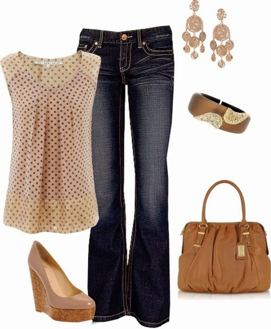 20 Cute Polyvore Casual Outfits For Spring 2015