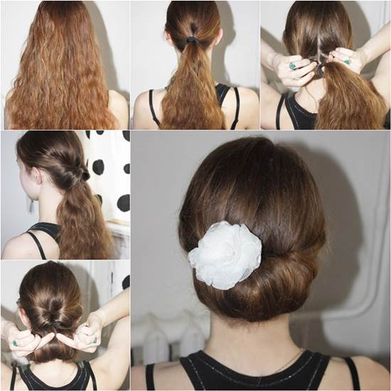 pretty-and-elegant-haistyles 15 Best Summer Hairstyles Tutorials for Women 2015/16 15 Best Summer Hairstyles Tutorials for Women 2015/16 pretty and elegant haistyles