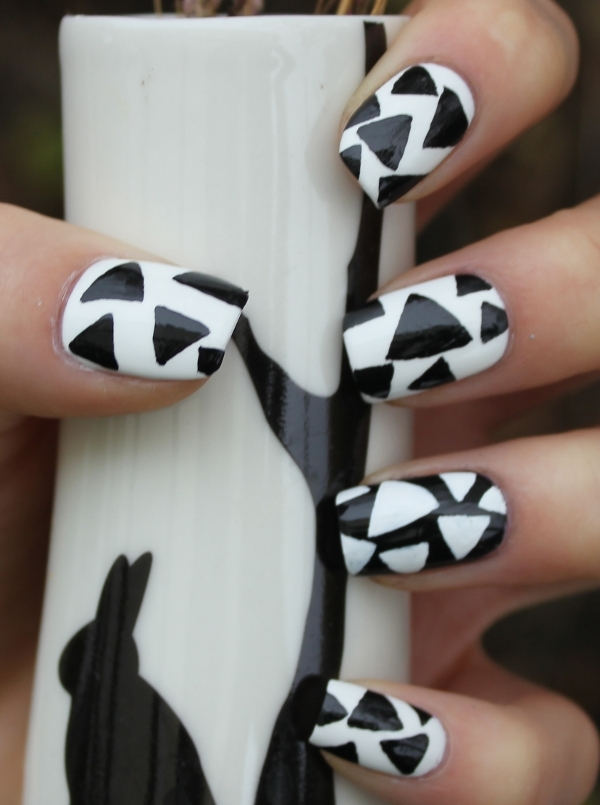 16 Amazing Puzzle Nails Art Designs 2015 16 Amazing Puzzle Nails Art Designs 2015 16 Amazing Puzzle Nails Art Designs 2015 puzzle nail art designs 1