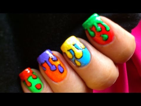 16 Amazing Puzzle Nails Art Designs 2015 16 Amazing Puzzle Nails Art Designs 2015 puzzle nail art designs 5
